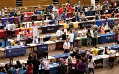 Spring College Fairs & Information Sessions