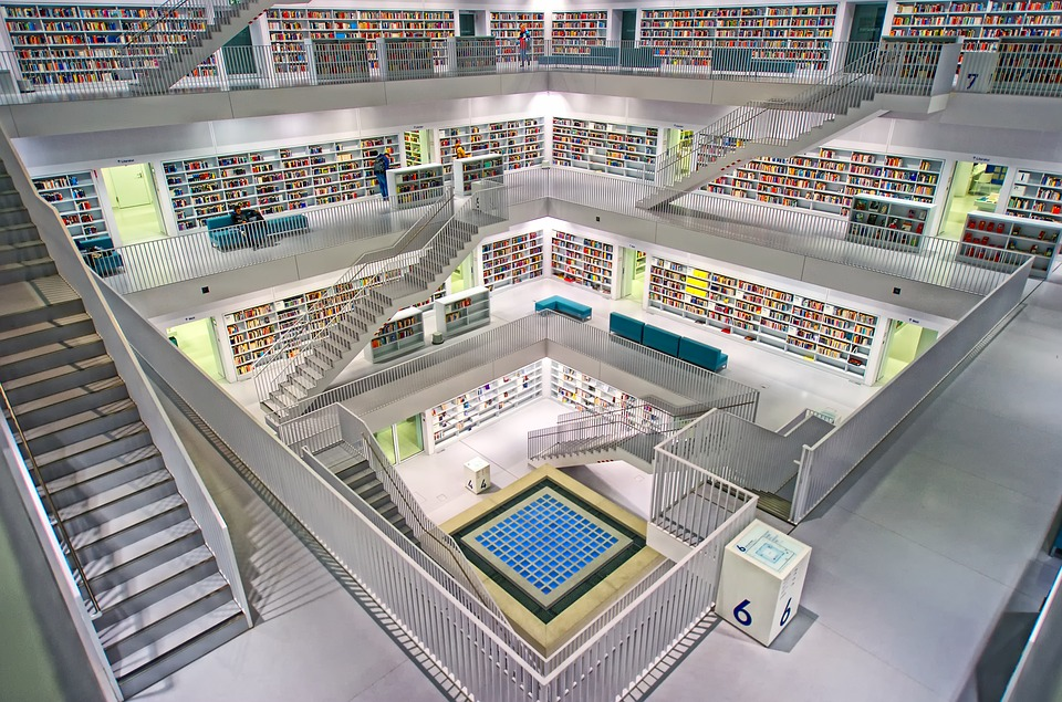 New College Resource Library