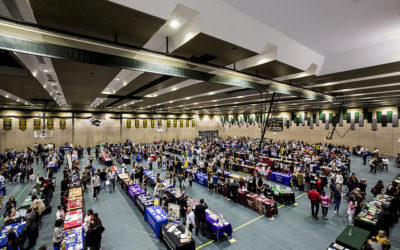 2018 Spring College Fairs & Information Sessions
