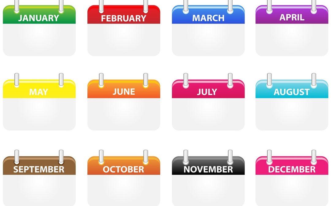 2018-19 SAT/ACT Test Dates